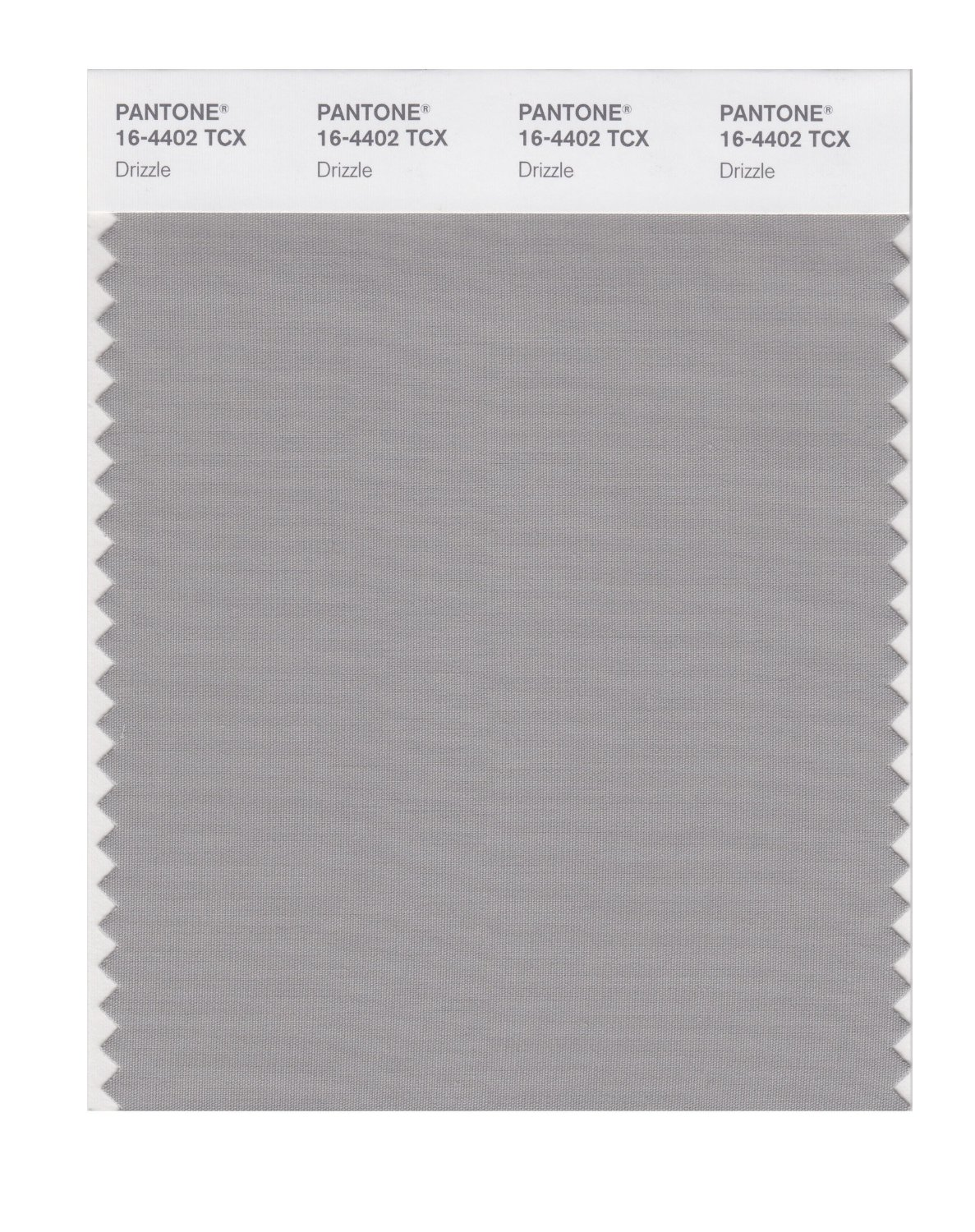 Pantone Smart Swatch 16-4402 Drizzle