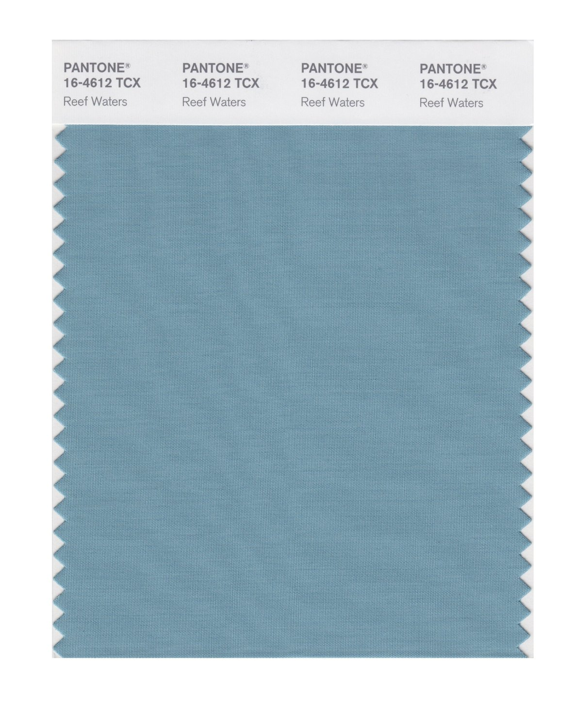 Pantone Smart Swatch 16-4612 Reef Waters
