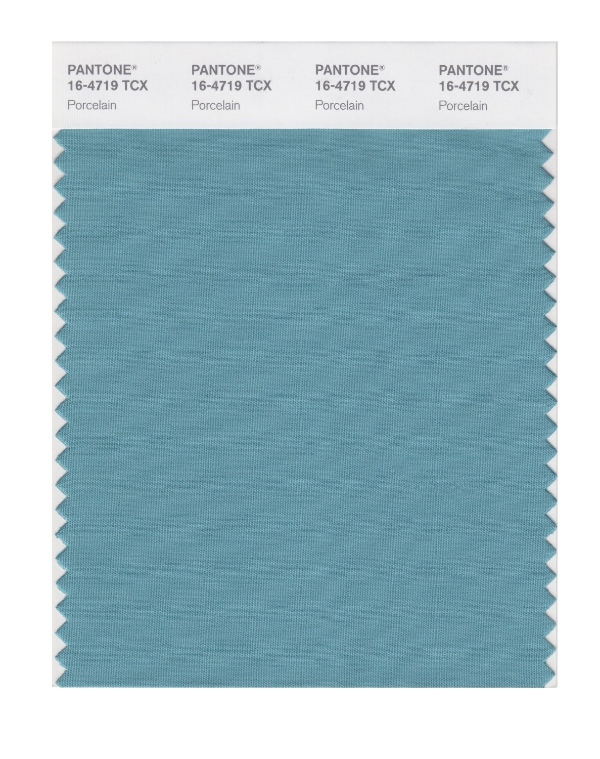 Pantone Smart Swatch 16-4719 Porcelain