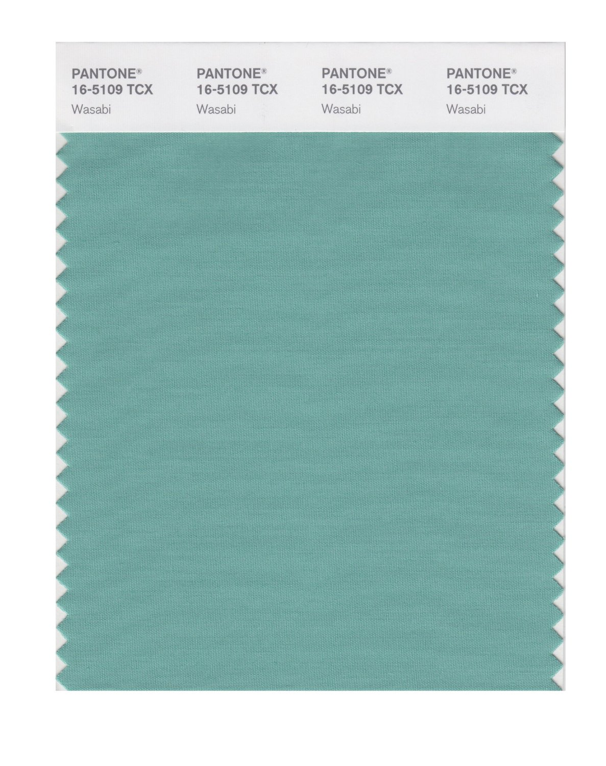 Pantone Smart Swatch 16-5109 Wasabi