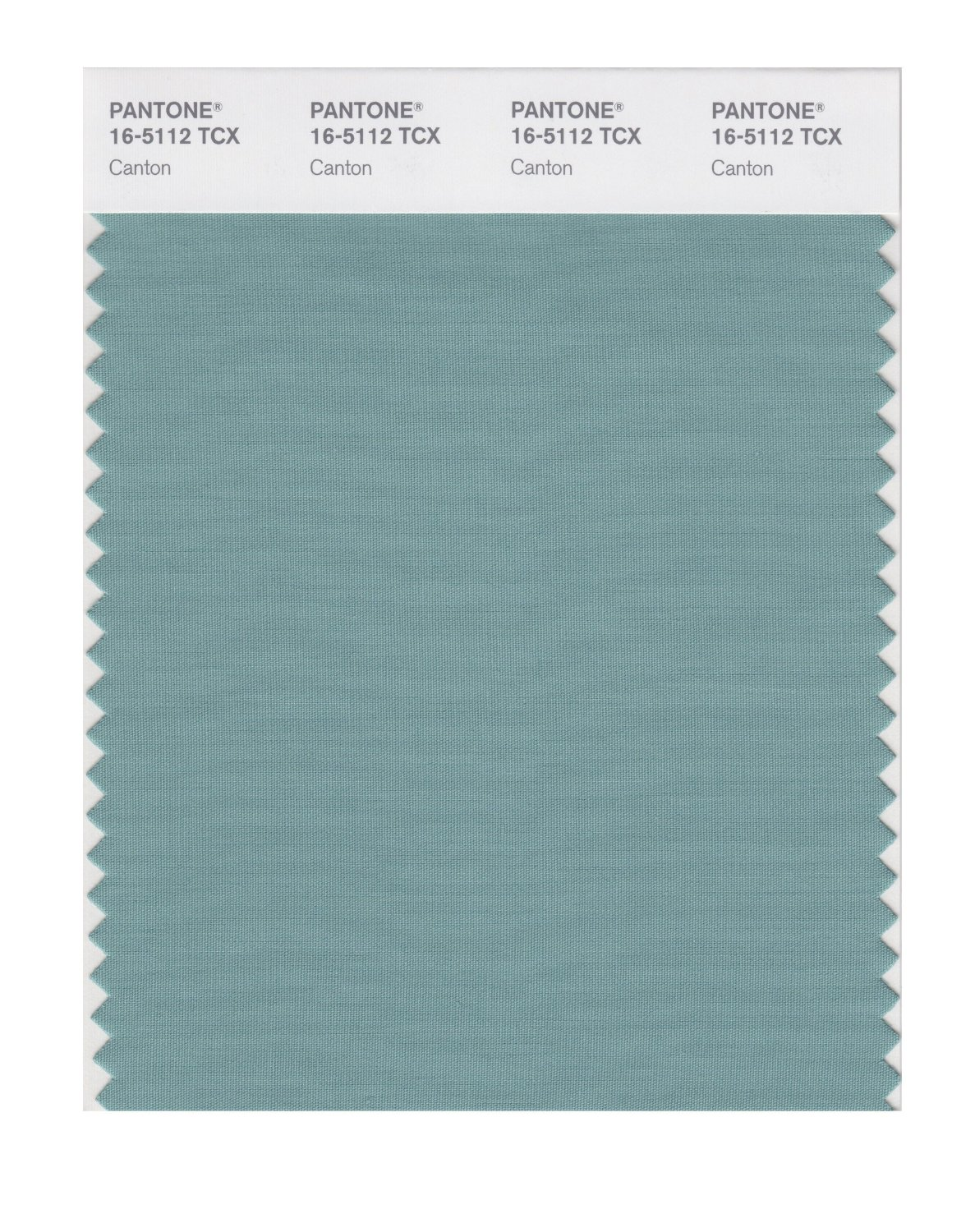 Pantone Smart Swatch 16-5112 Canton
