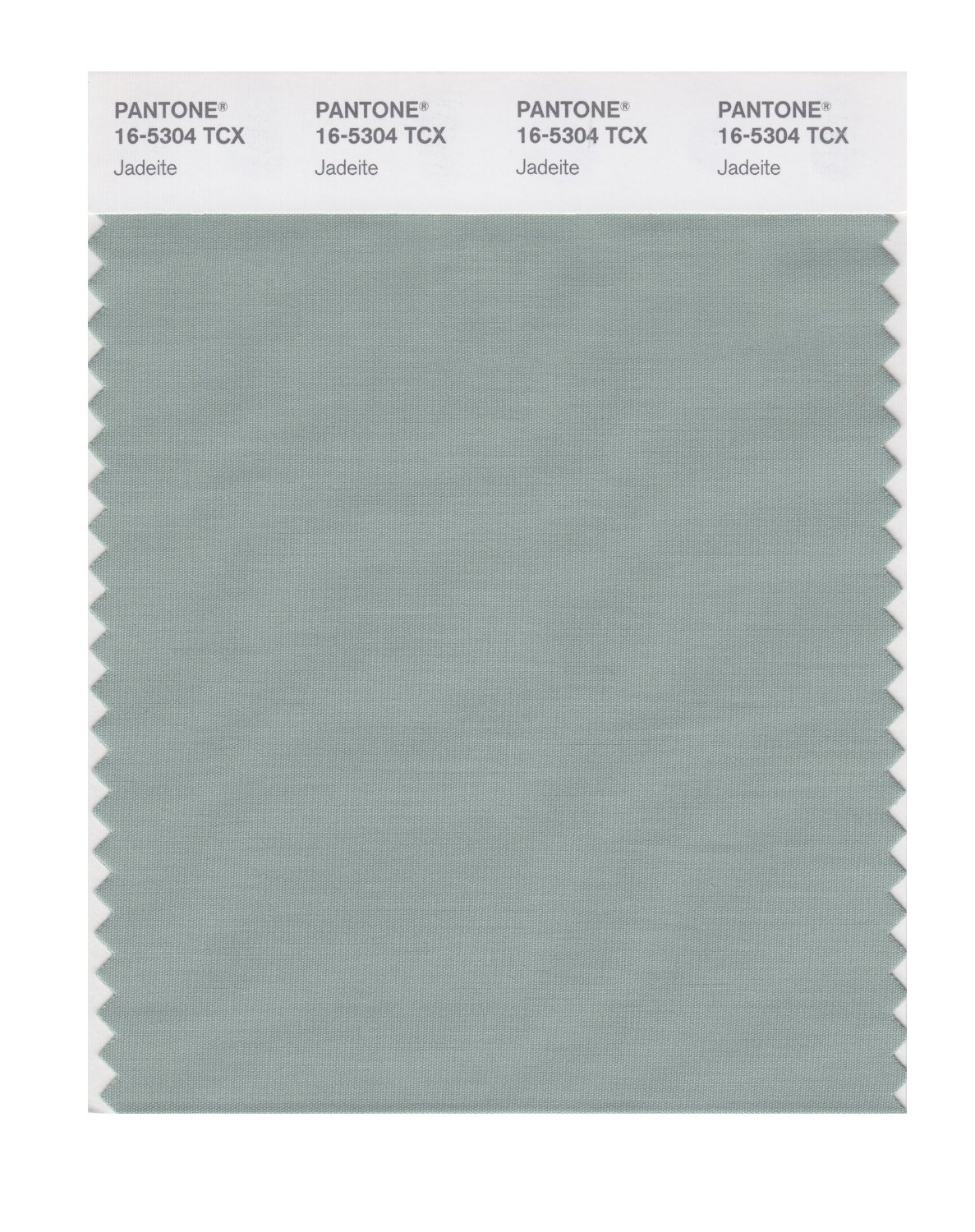 Pantone Smart Swatch 16-5304 Jadeite