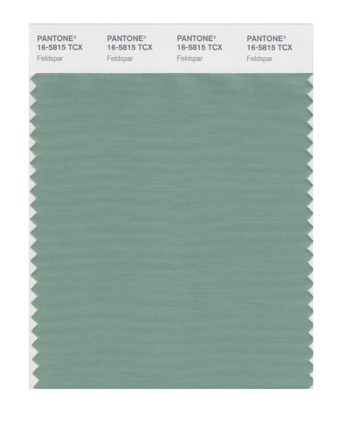 Pantone Smart Swatch 16-5815 Feldspar