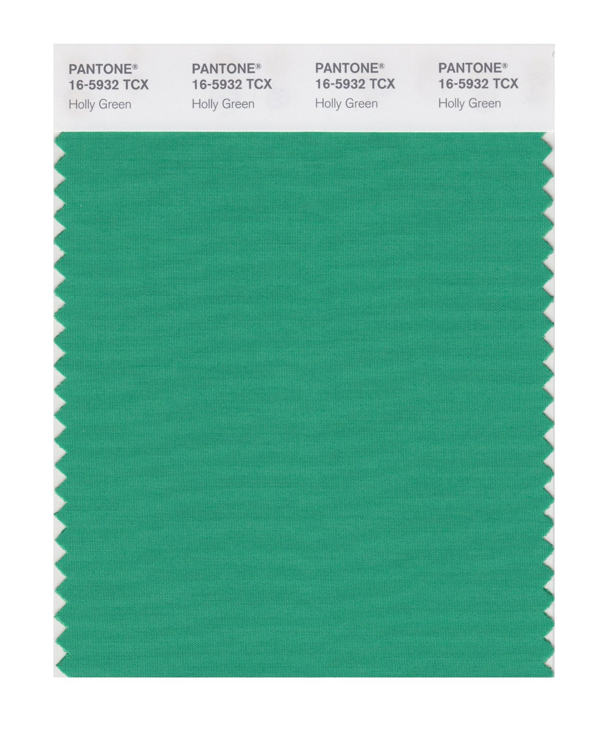 Pantone Smart Swatch 16-5932 Holly Green