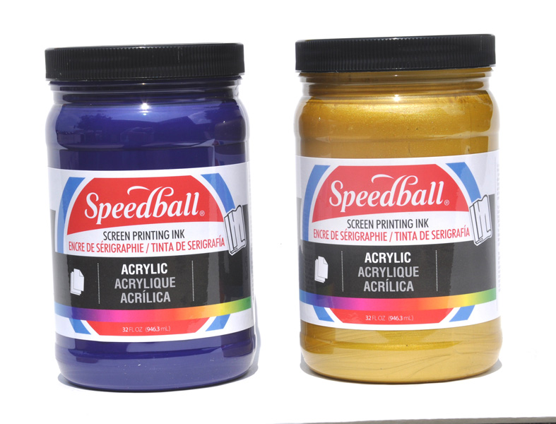 Speedball Screen Printing Ink 32oz.
