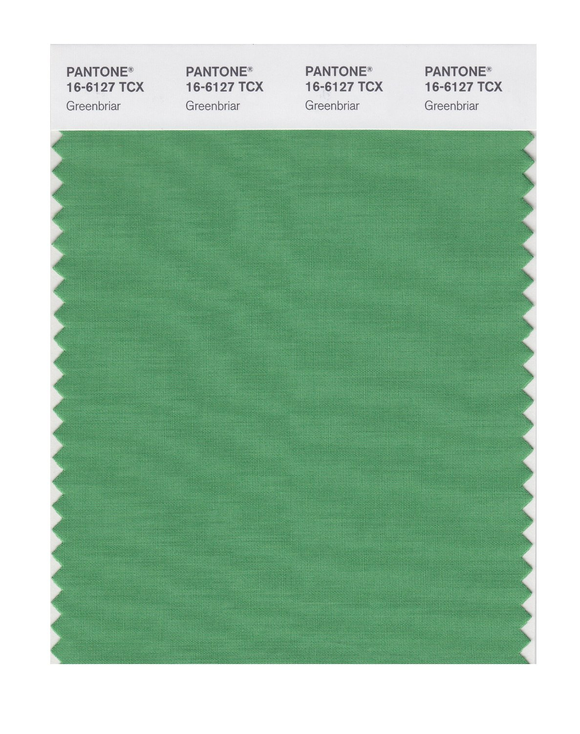 Pantone Smart Swatch 16-6127 Greenbriar