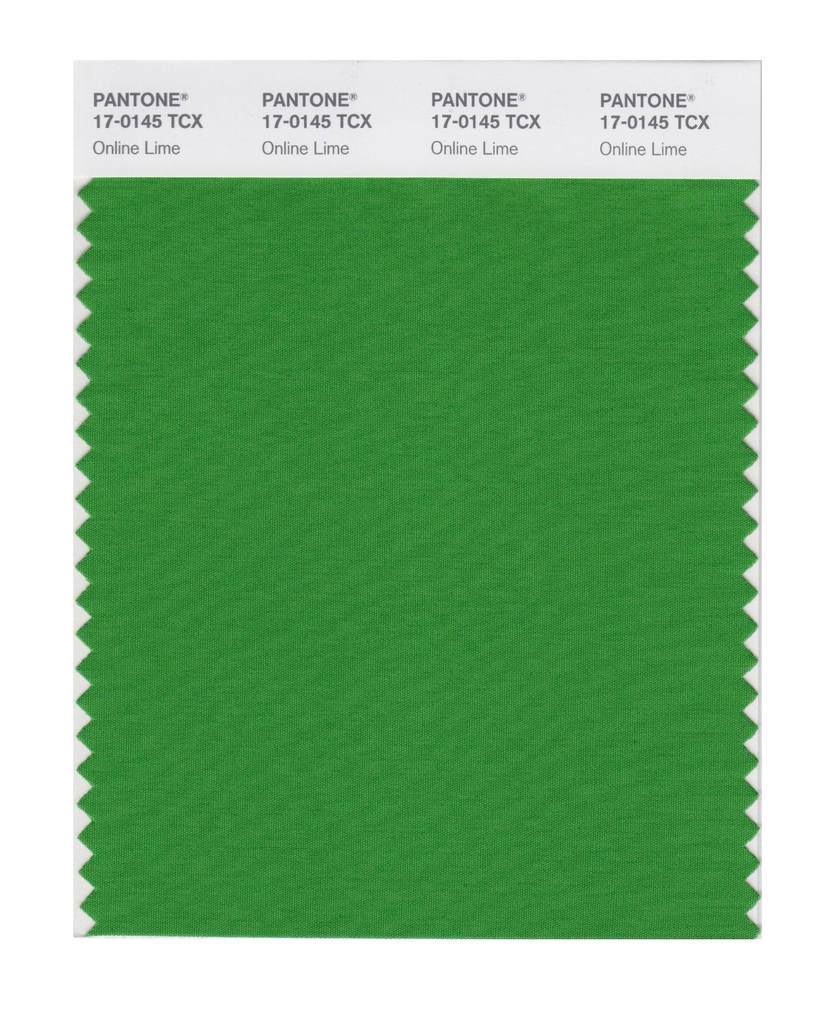Pantone Smart Swatch 17-0145 Online Lime