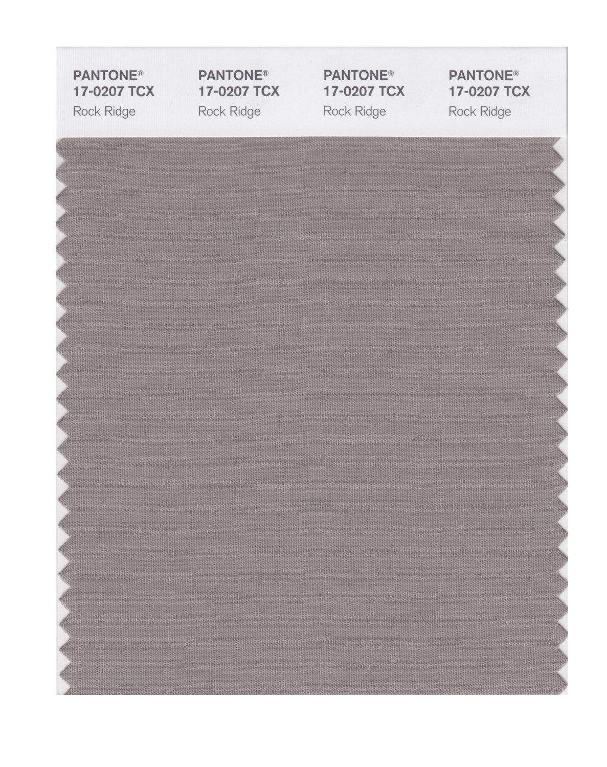 Pantone Smart Swatch 17-0207 Rock Ridge