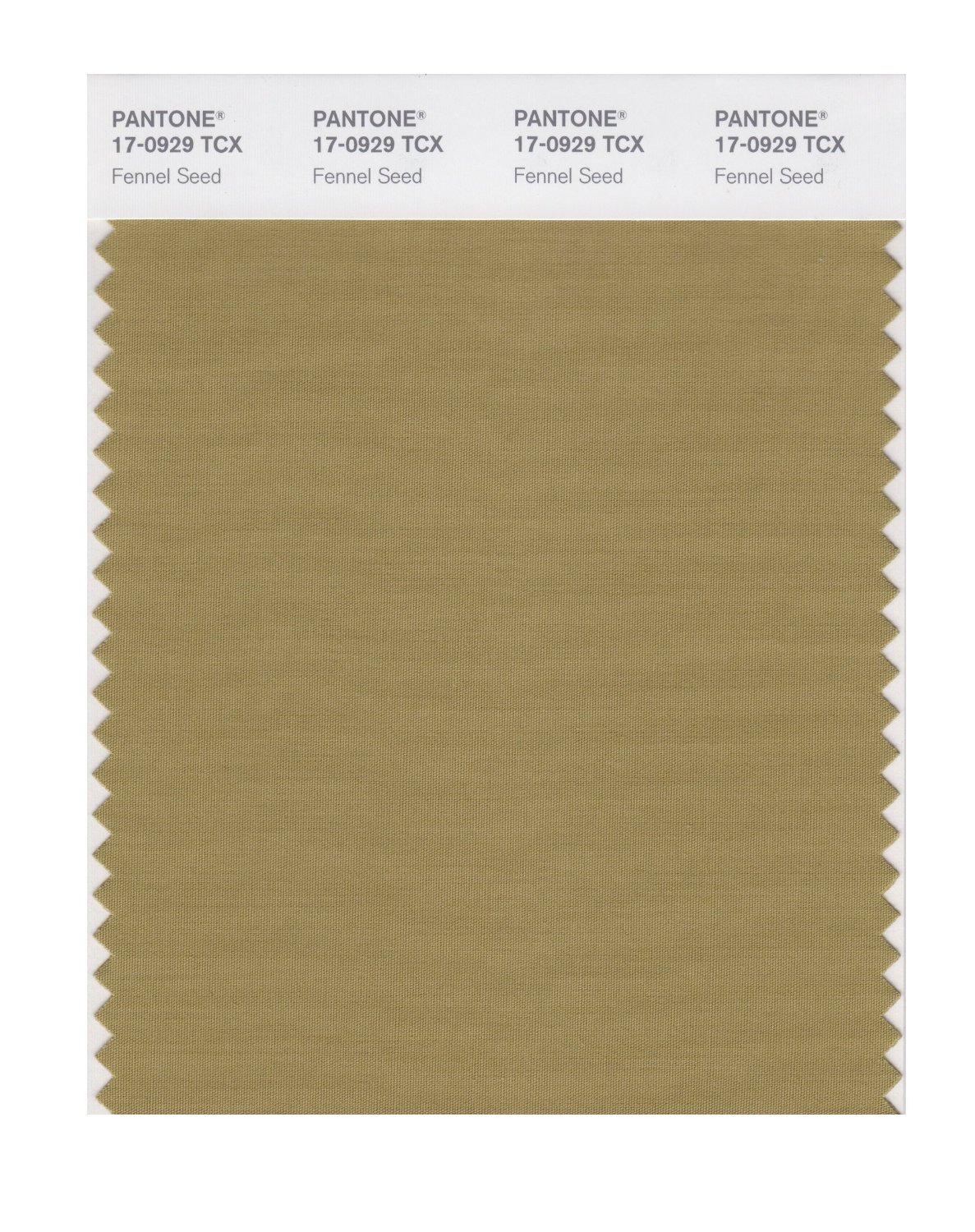 Pantone Smart Swatch 17-0929 Fennel Seed