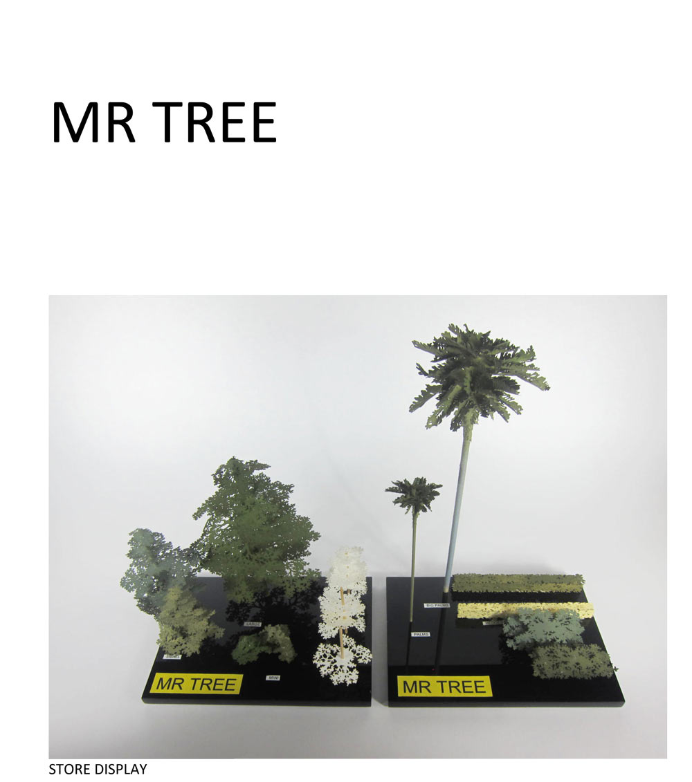 Mr Tree Trees