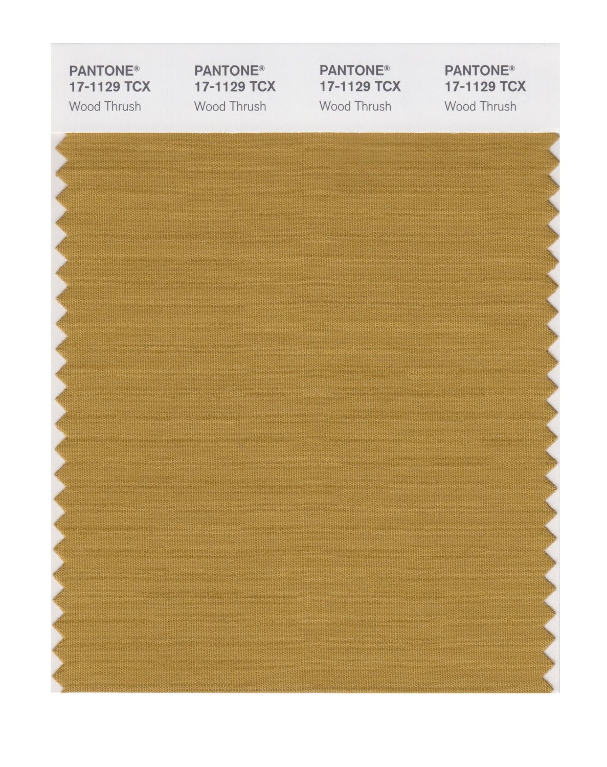 Pantone Smart Swatch 17-1129 Wood Thrush