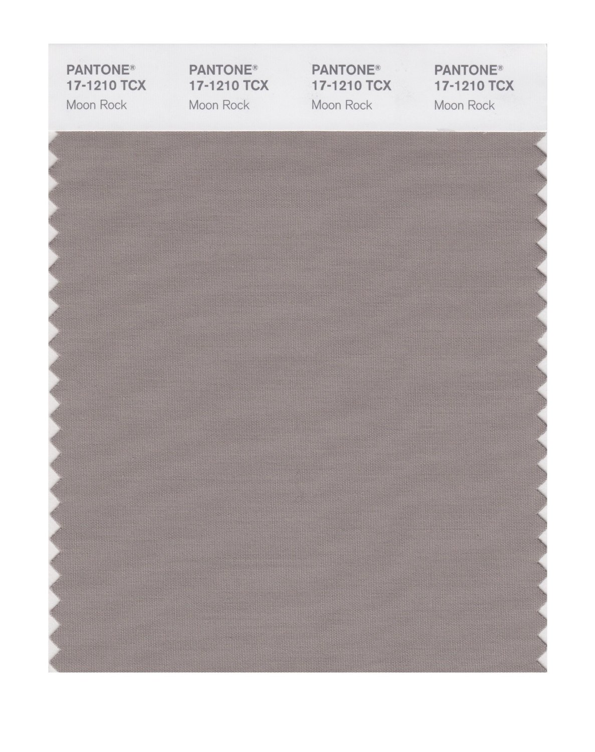 Pantone Smart Swatch 17-1210 Moon Rock