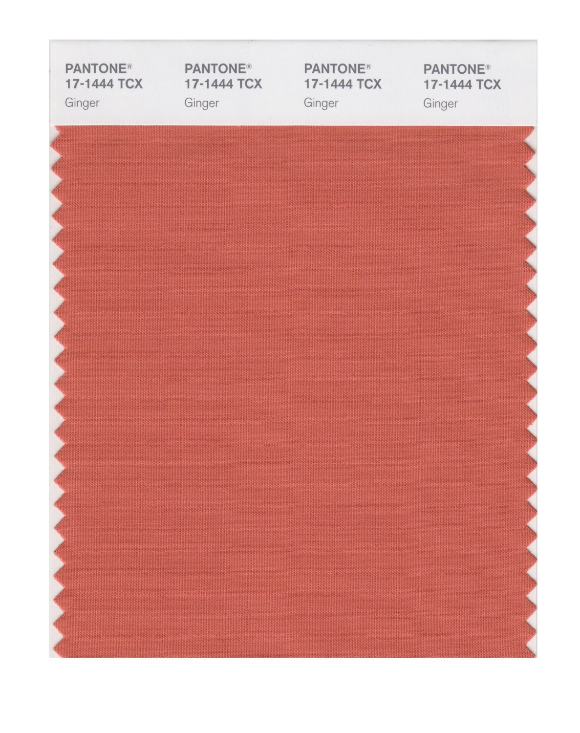 Pantone Smart Swatch 17-1444 Ginger