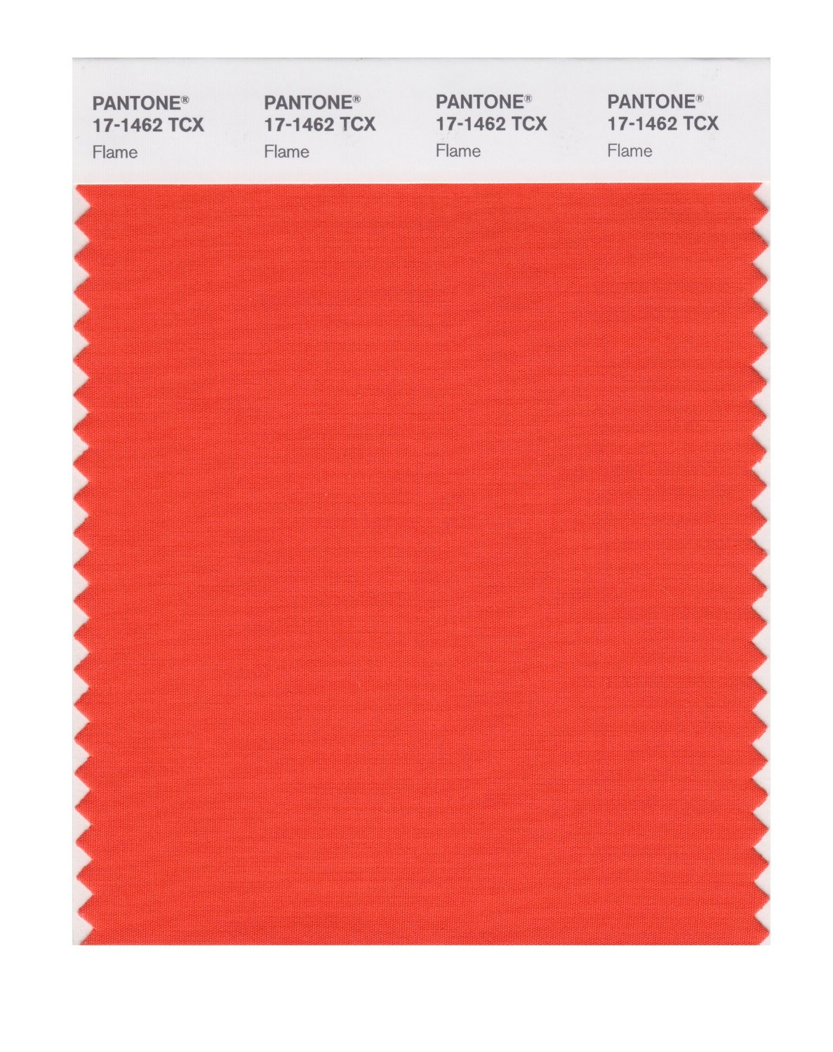 Pantone Smart Swatch 17-1462 Flame