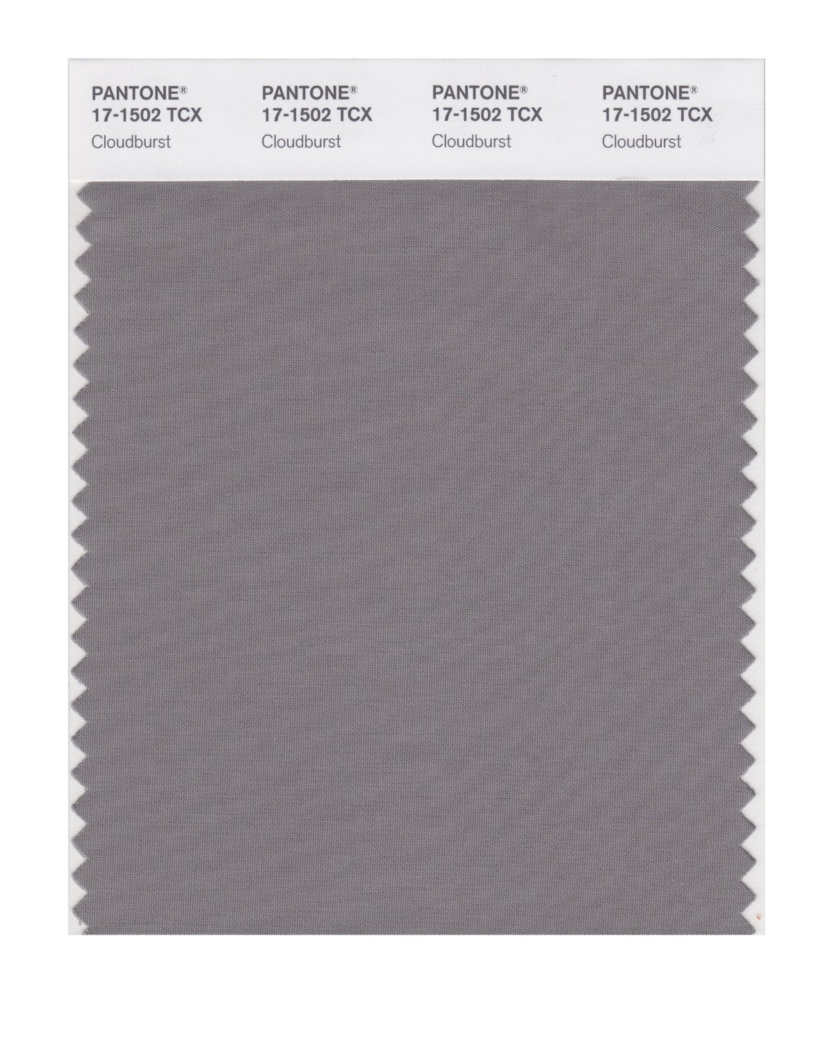 Pantone Smart Swatch 17-1502 Cloud Burst