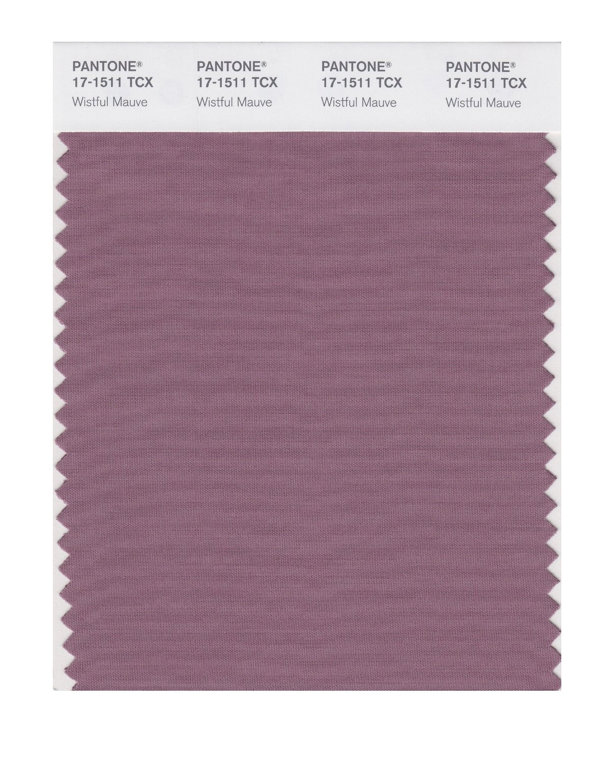 Pantone Smart Swatch 17-1511 Wistful Mauve