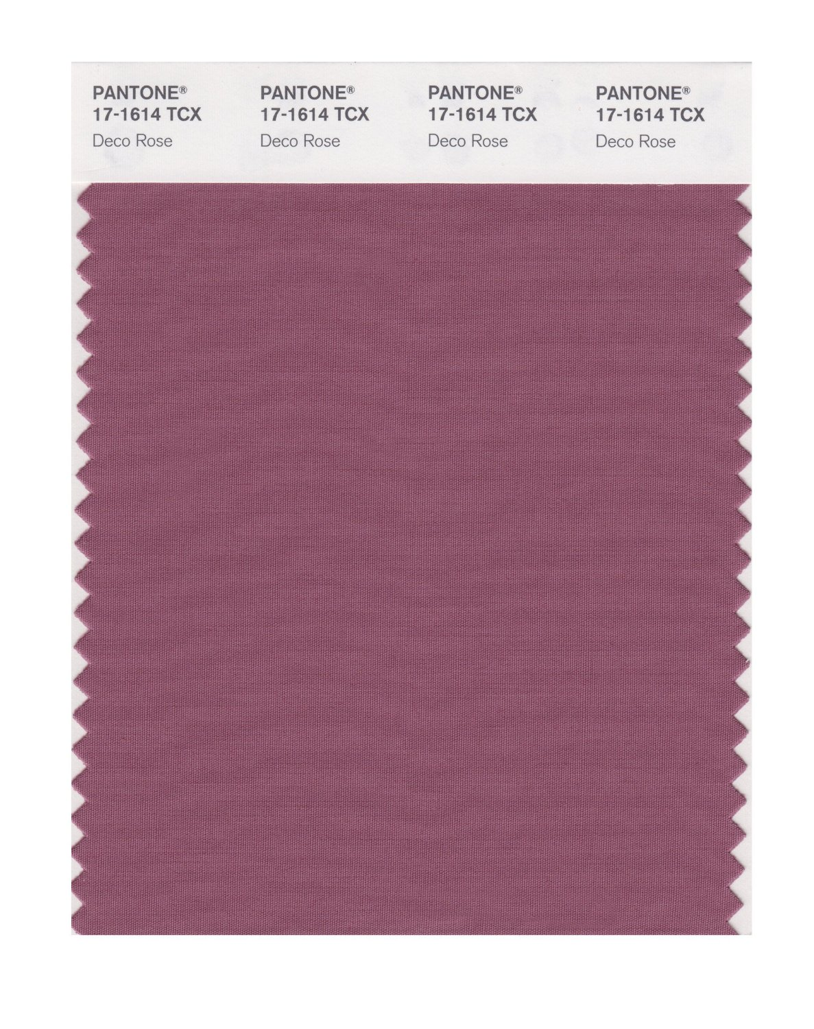 Pantone Smart Swatch 17-1614 Deco Rose