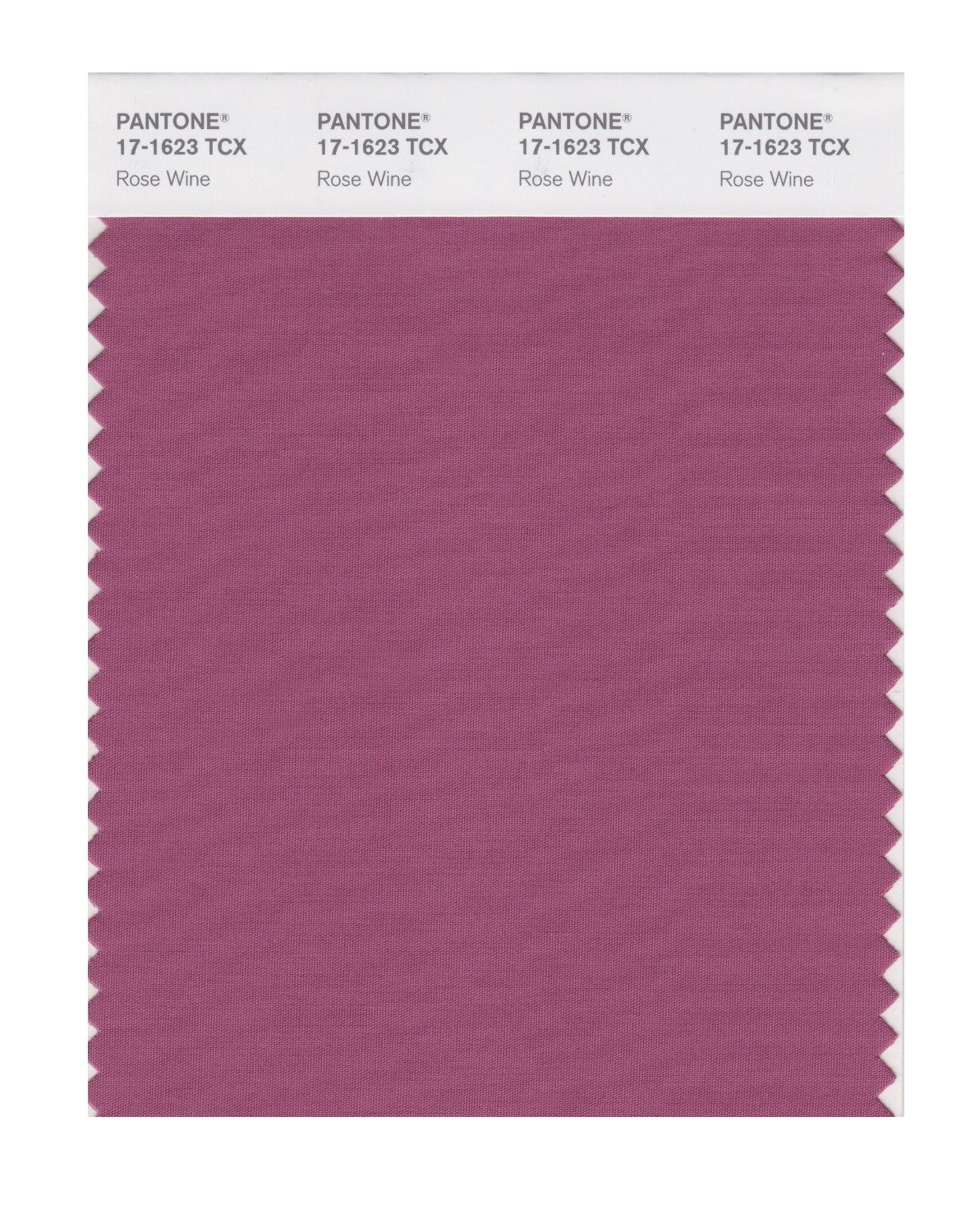 Pantone Smart Swatch 17-1623 Rose Wine