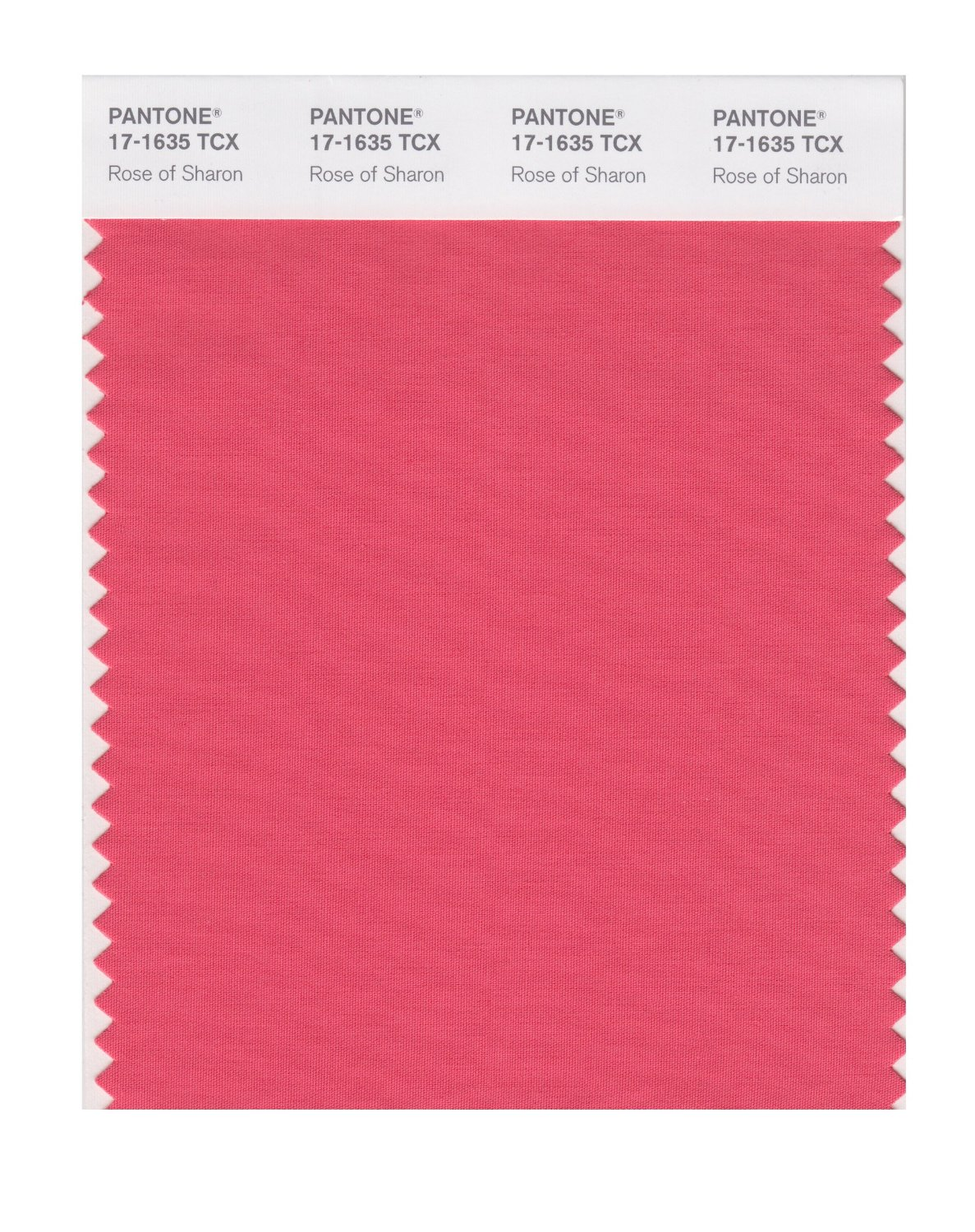 Pantone Smart Swatch 17-1635 Rose Of Sharon