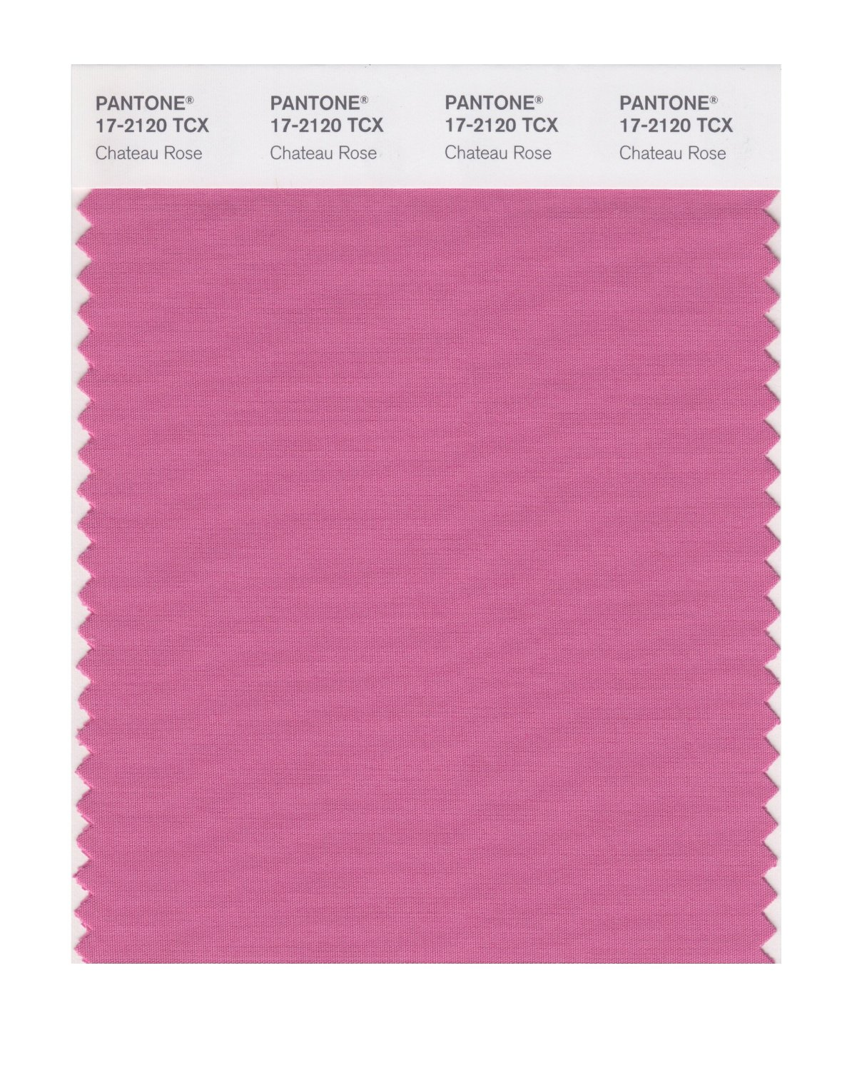 Pantone Smart Swatch 17-2120 Chateau Rose