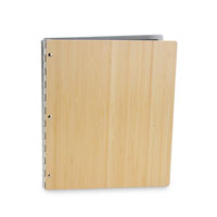 Pina Zangaro Bamboo Natural Presentation Books