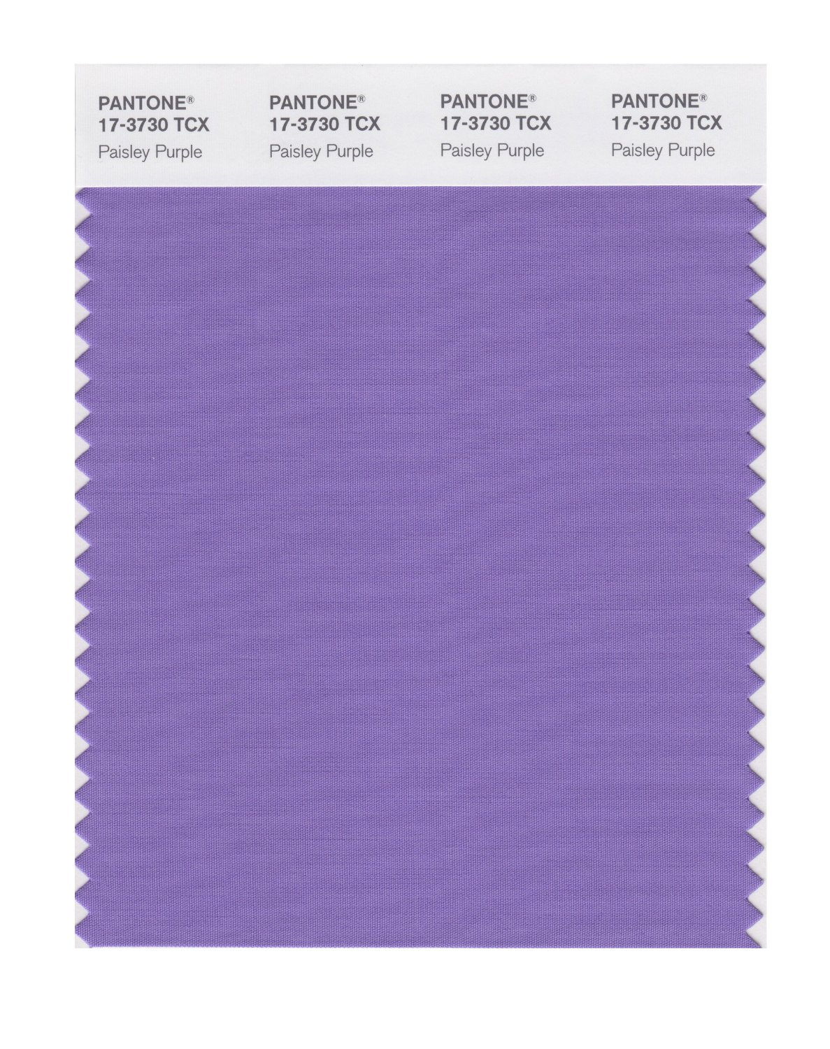 Pantone Smart Swatch 17-3730 Paisley Purple