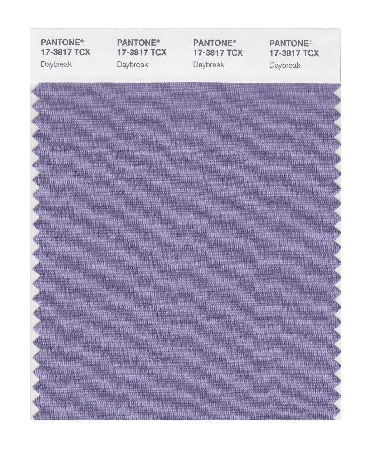 Pantone Smart Swatch 17-3817 Daybreak