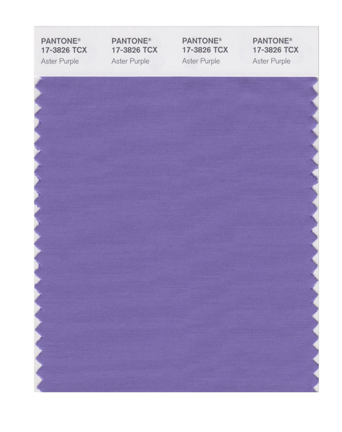 Pantone Smart Swatch 17-3826 Aster Purple