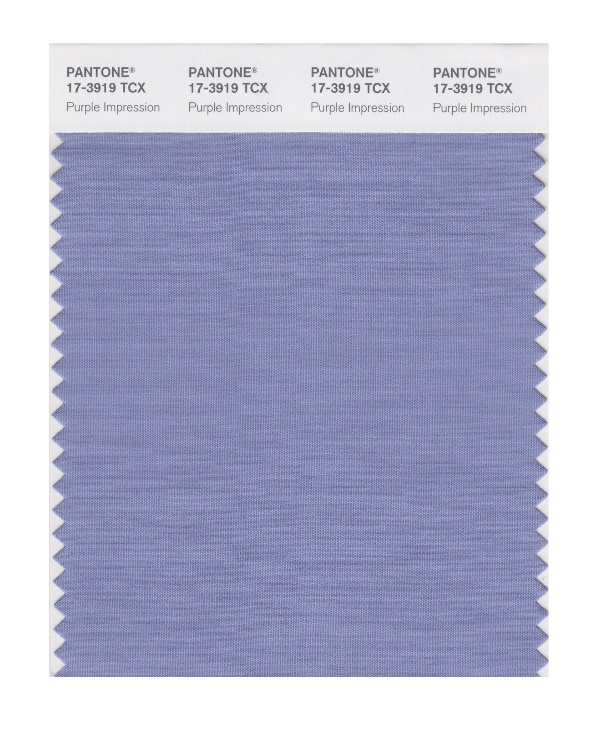 Pantone Smart Swatch 17-3919 Purple Impressio