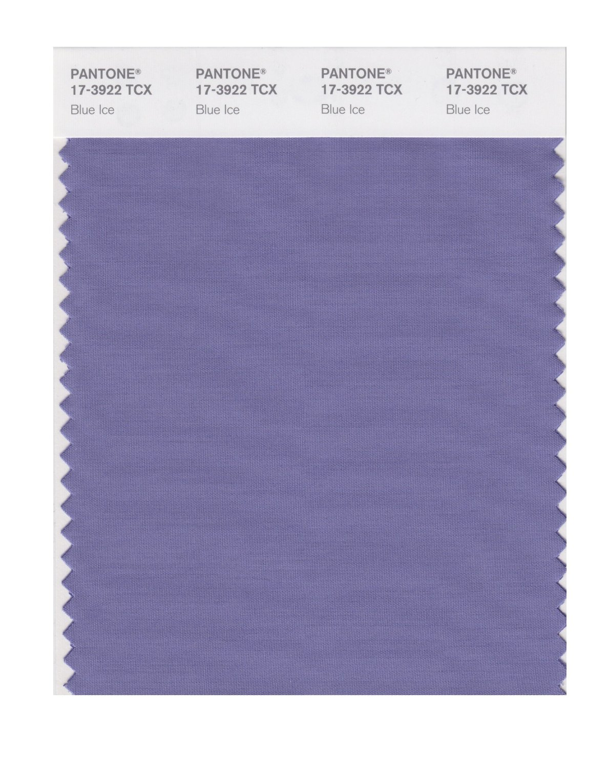 Pantone Smart Swatch 17-3922 Blue Ice