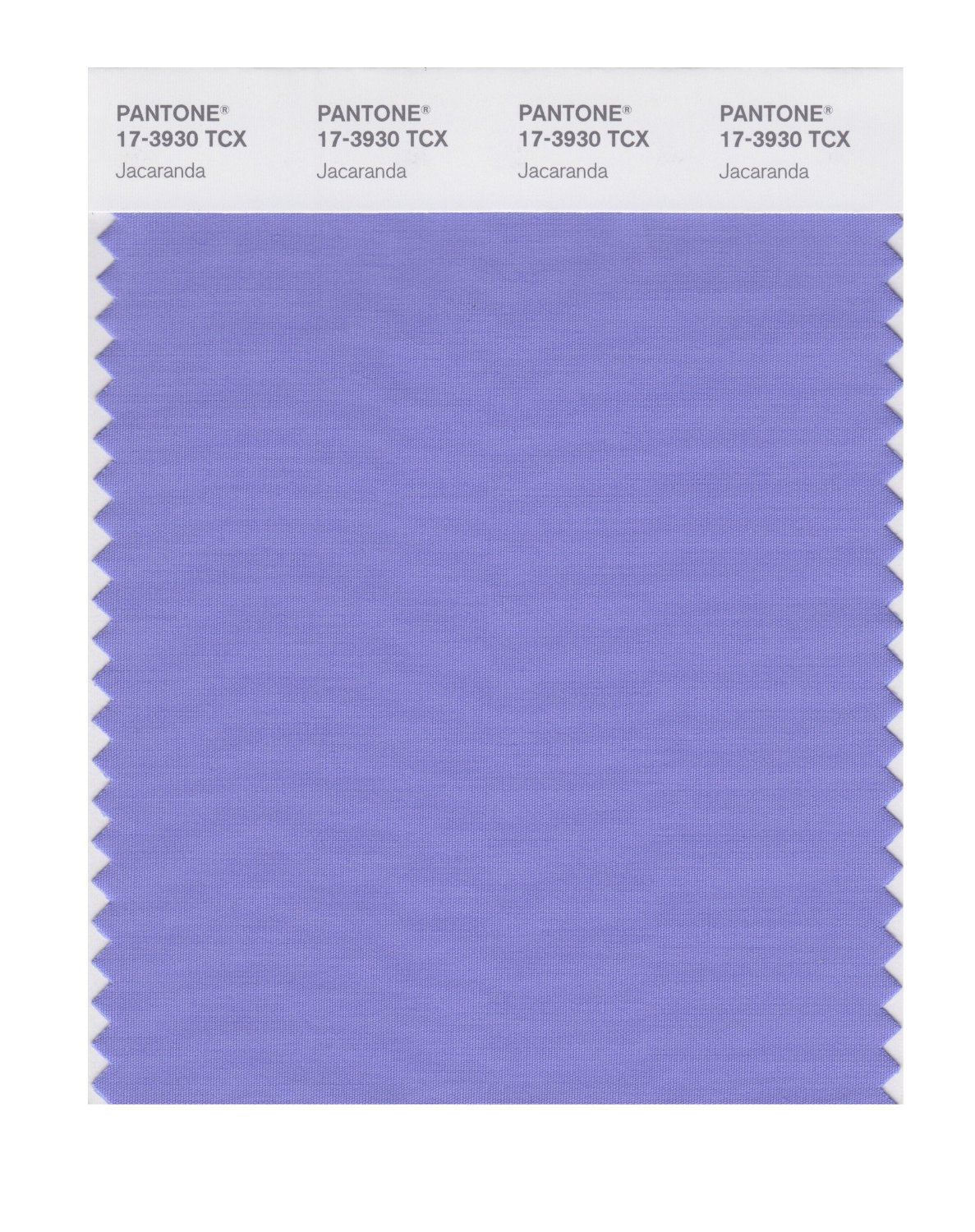 Pantone Smart Swatch 17-3930 Jacaranda
