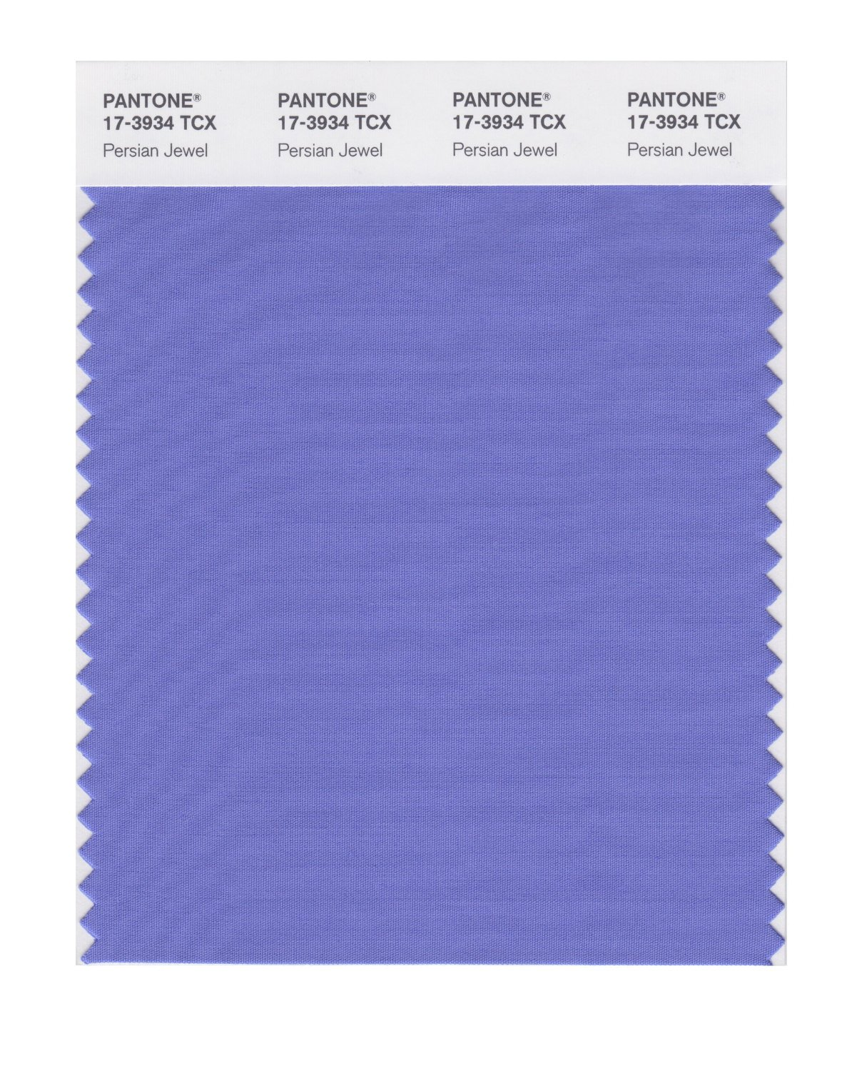 Pantone Smart Swatch 17-3934 Persian Jewel