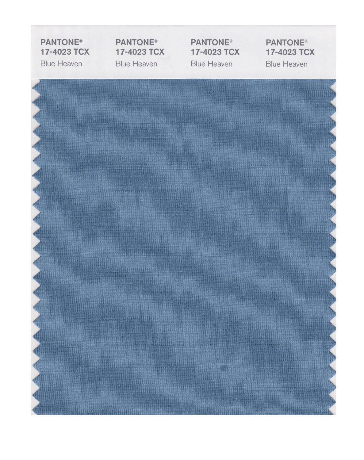 Pantone Smart Swatch 17-4023 Blue Heaven