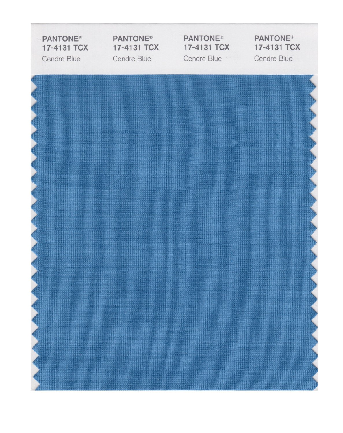 Pantone Smart Swatch 17-4131 Cendre Blue