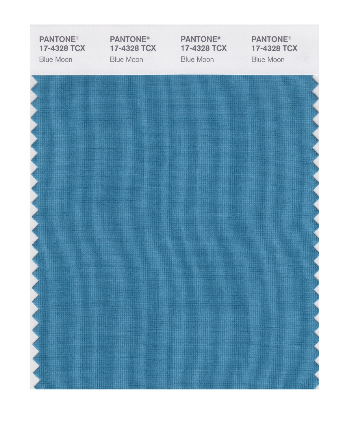 Pantone Smart Swatch 17-4328 Blue Moon