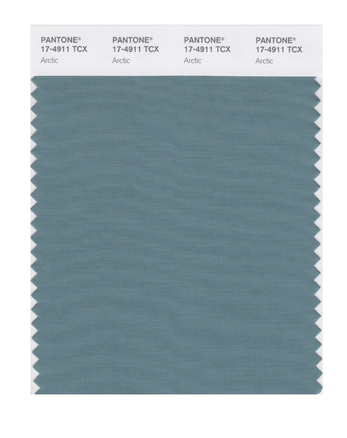 Pantone Smart Swatch 17-4911 Arctic