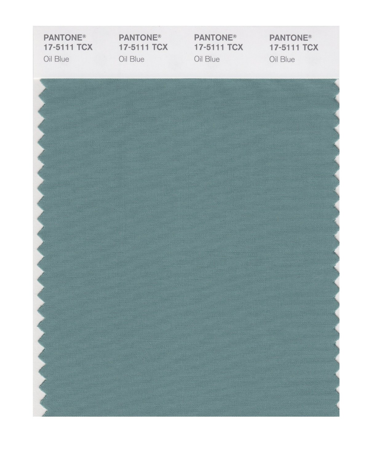 Pantone Smart Swatch 17-5111 Oil Blue