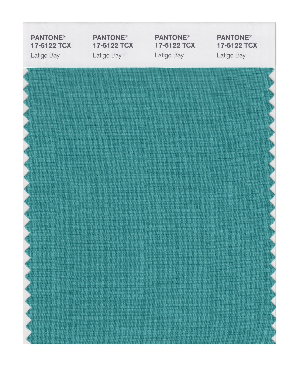 Pantone Smart Swatch 17-5122 Latigo Bay