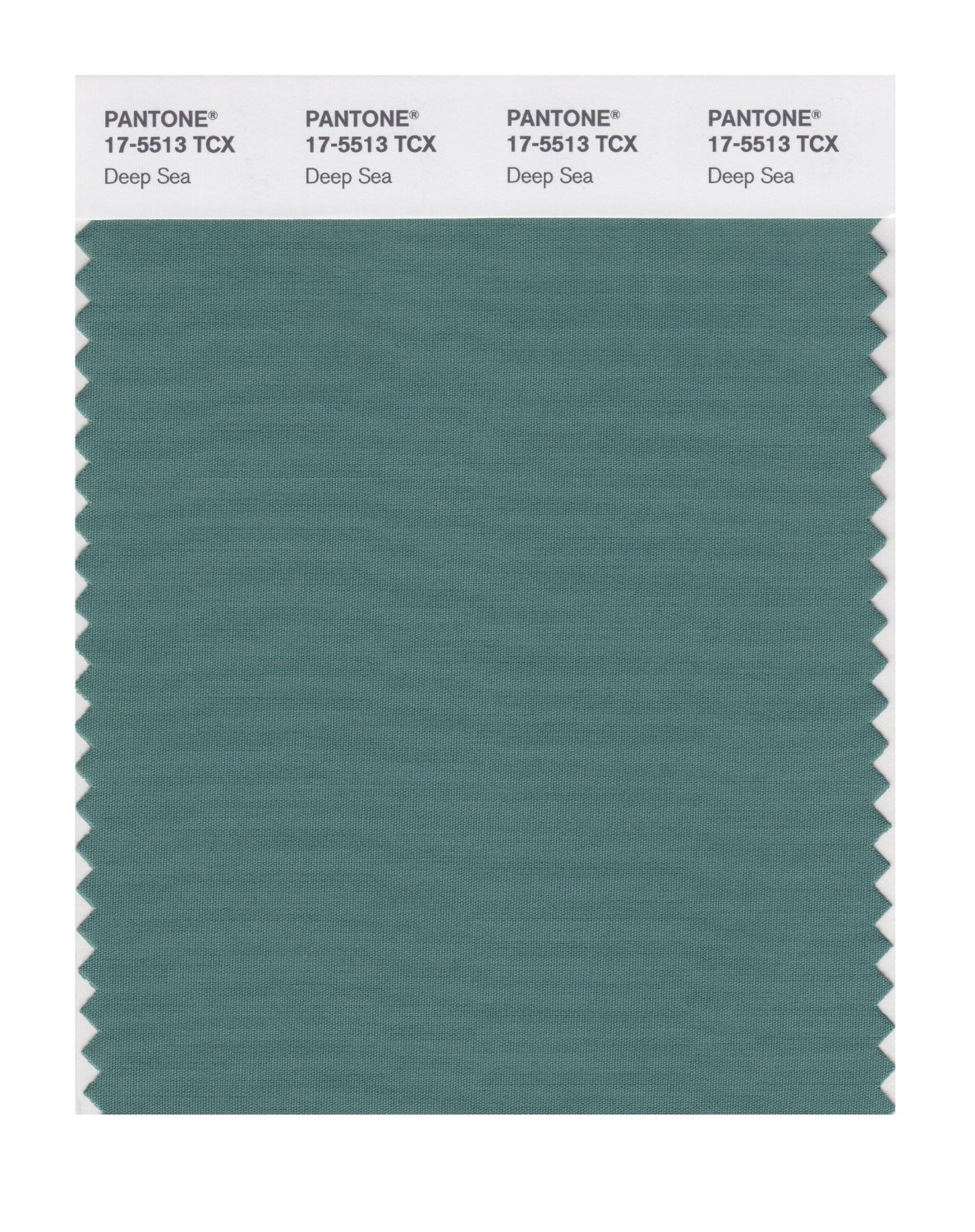 Pantone Smart Swatch 17-5513 Deep Sea