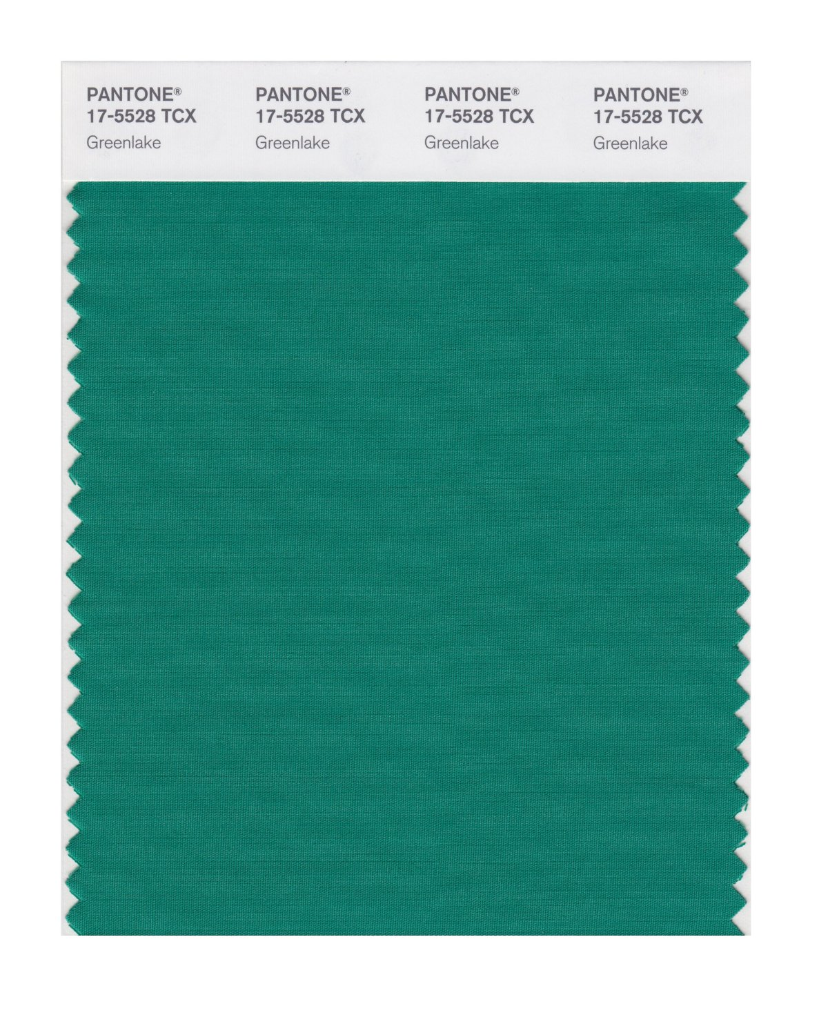 Pantone Smart Swatch 17-5528 Greenlake
