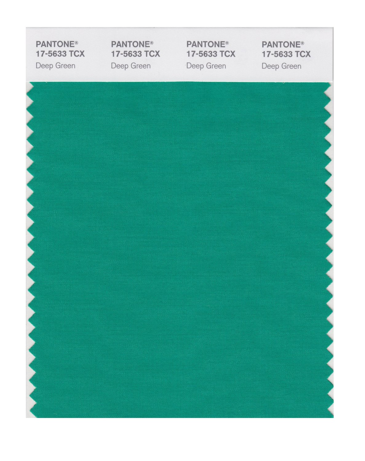 Pantone Smart Swatch 17-5633 Deep Green