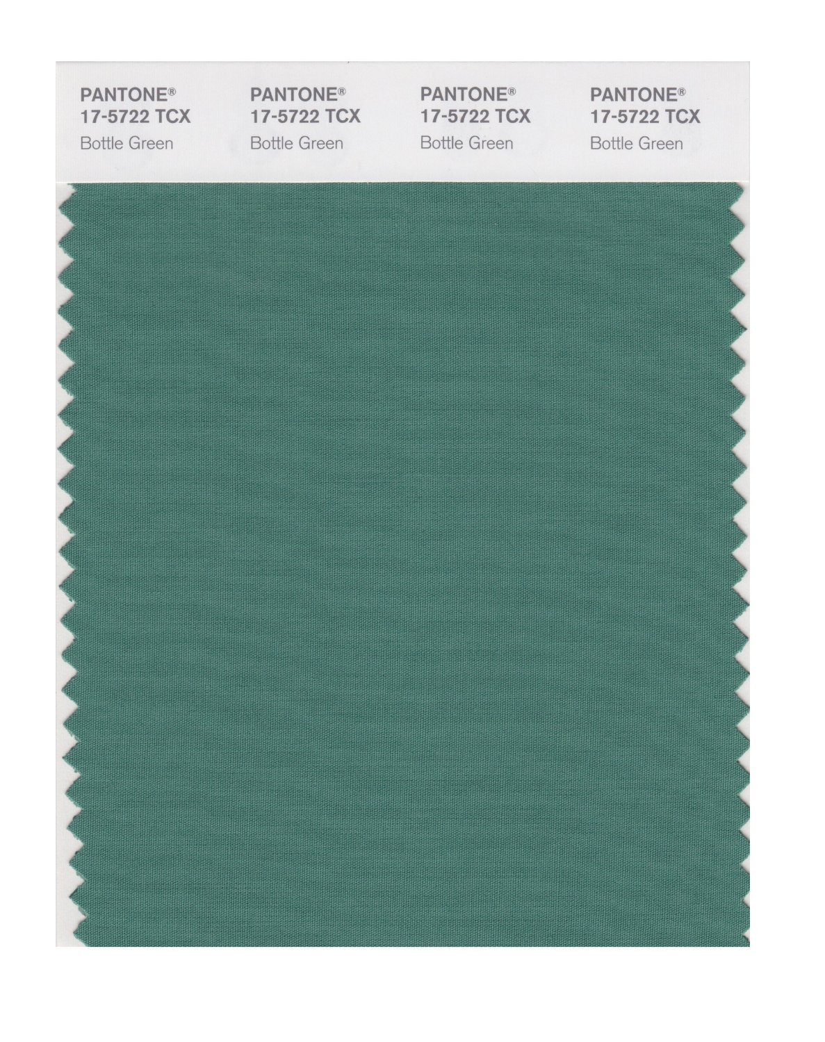 Pantone Smart Swatch 17-5722 Bottle Green