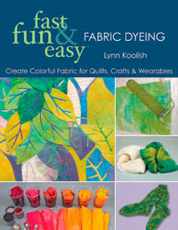 Fabric & Textile Art Books
