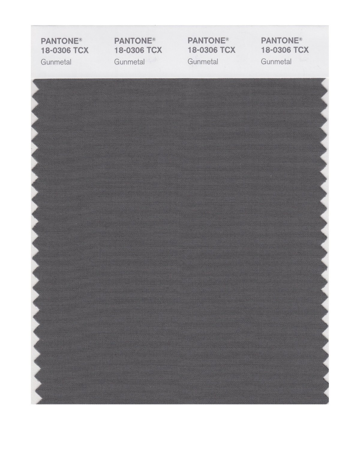 Pantone Smart Swatch 18-0306 Gunmetal