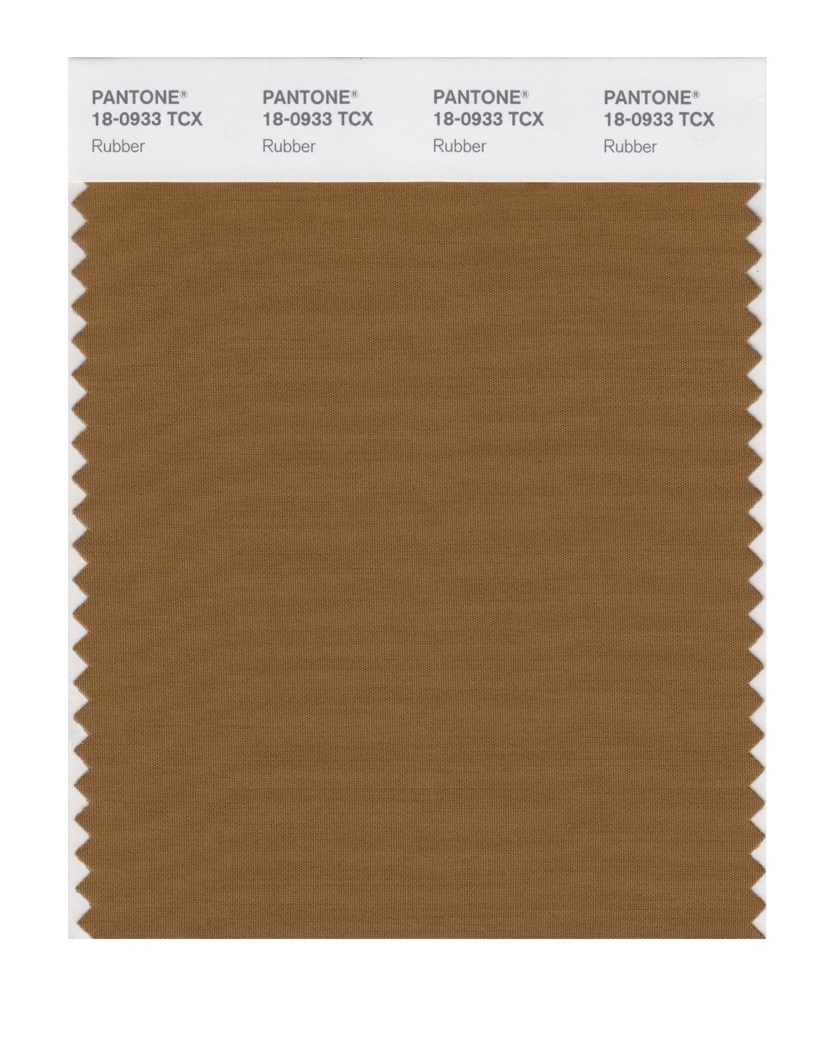 Pantone Smart Swatch 18-0933 Rubber