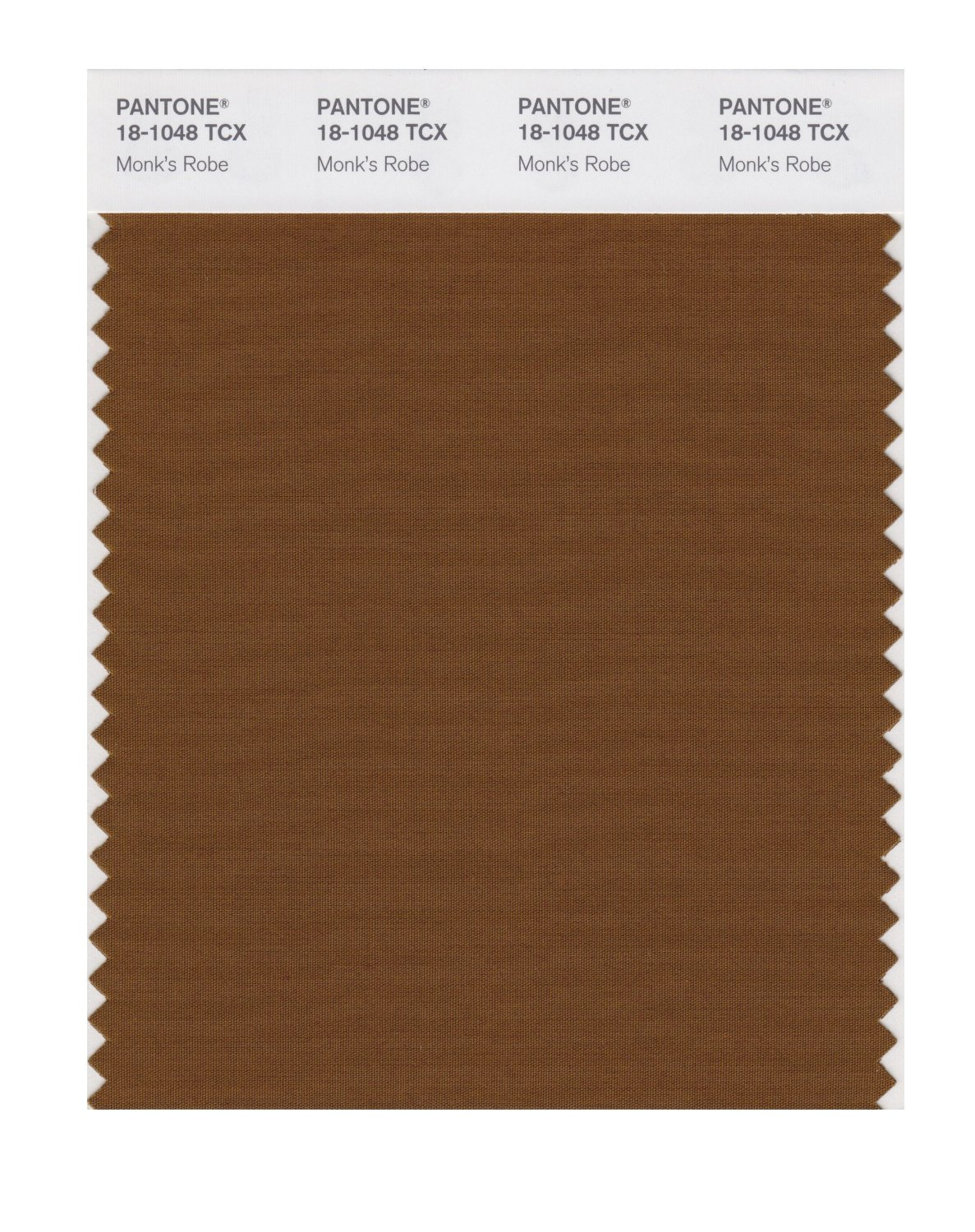 Pantone Smart Swatch 18-1048 Monk's Robe
