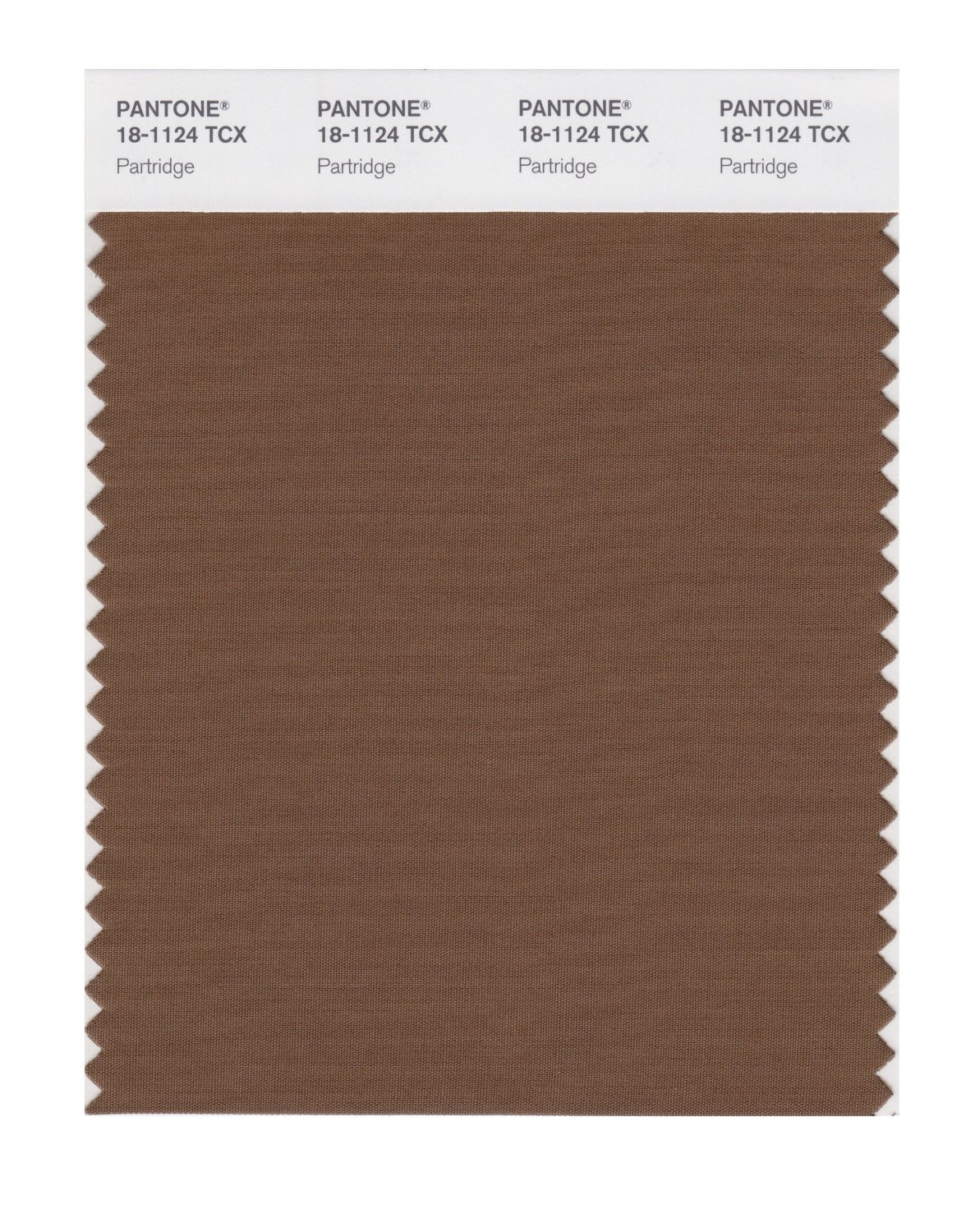 Pantone Smart Swatch 18-1124 Partridge