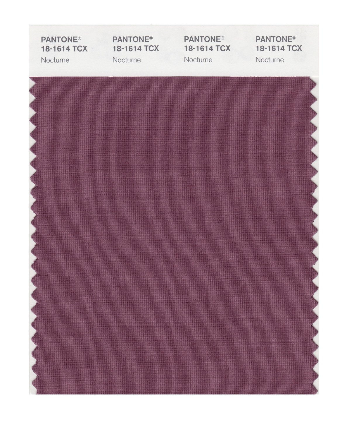 Pantone Smart Swatch 18-1614 Nocturne
