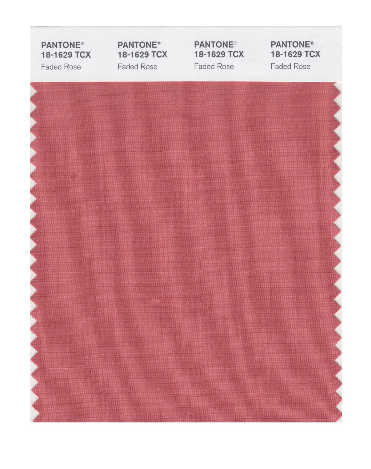 Pantone Smart Swatch 18-1629 Faded Rose
