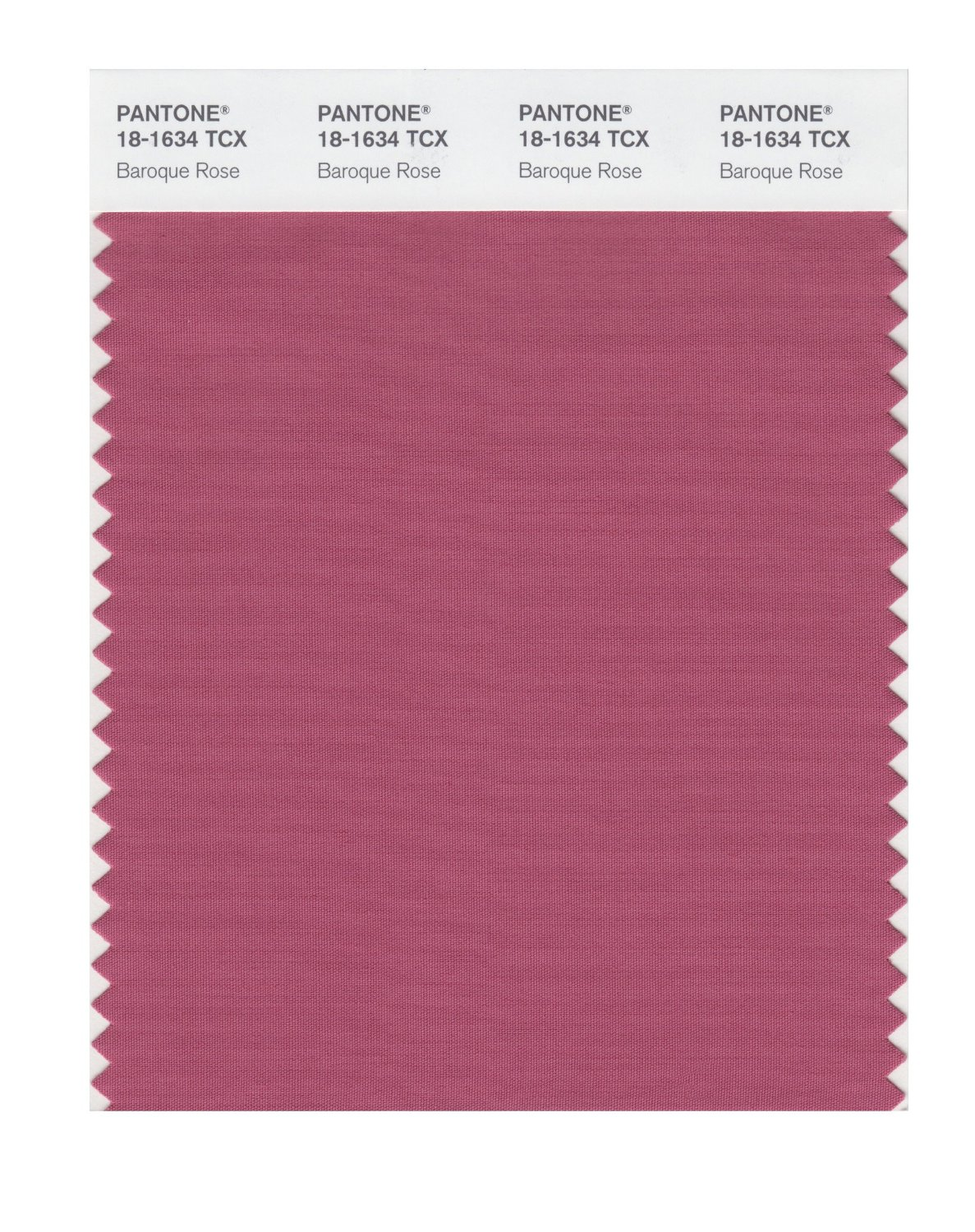 Pantone Smart Swatch 18-1634 Baroque Rose